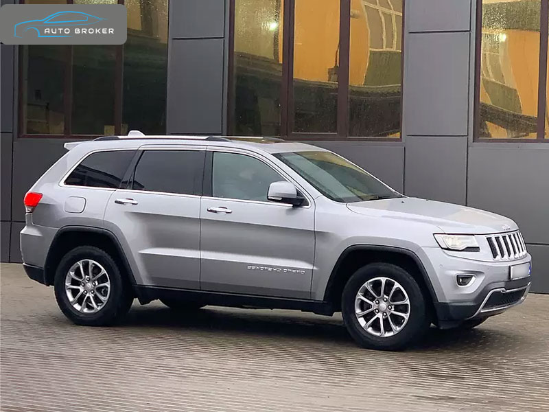 Автовыкуп Jeep Grand Cherokee Laredo