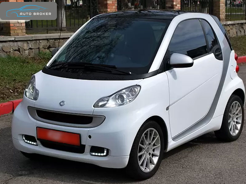 Автовыкуп Smart City Coupe